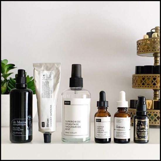 September and October Favourites: The Ordinary Skincare