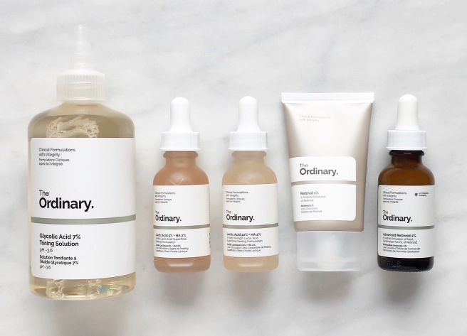 Glycolic acid 7% Toning Solution by the ordinary #22